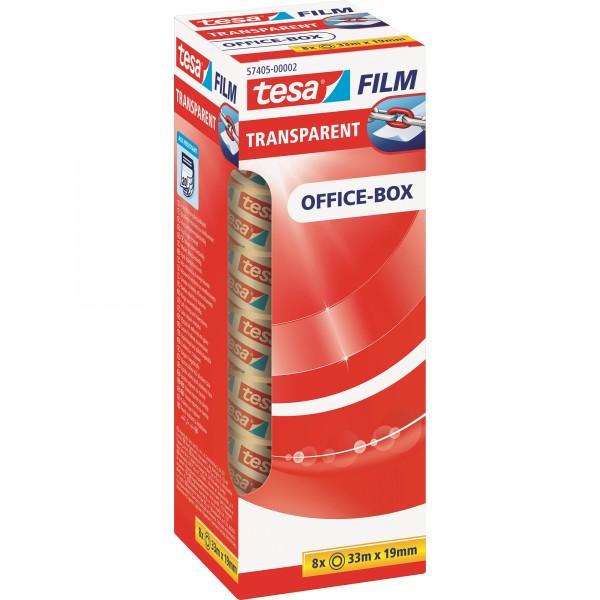 tesa Klebefilm tesafilm 57405-00002 19mmx33m tr 8 St./Pack.