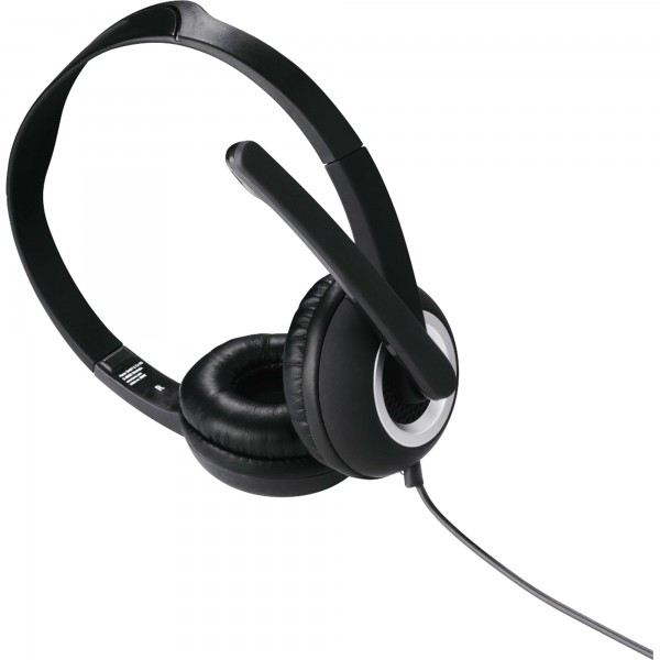 Hama PC-Headset Essential HS 300 00053982 schwarz